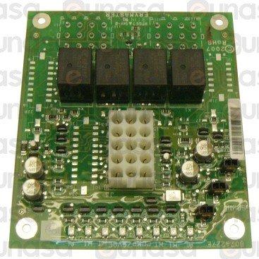 Placa Electrónica 125x110mm