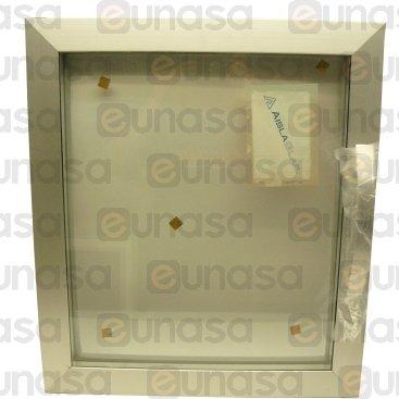 Puerta Cristal Completa Escarchador EE85