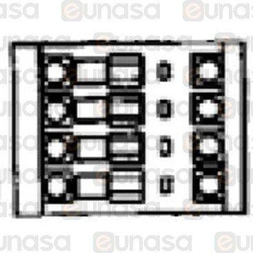 Contactor 230V 27A 3NO/1NC