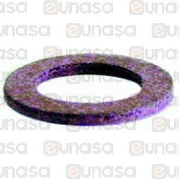 Junta Plana Ø21x13x1mm Fibra