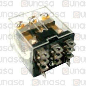 Rele LY3 230V Ac Modelo Bravo