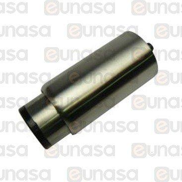 Pata Regulable M10x15mm h=110/165mm Ø45mm