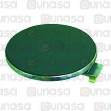 Placa Electrica Cocina 2600W 400V Ø220mm