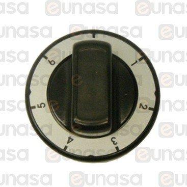 Mando Interruptor Cocina  Ø6/8/10mm
