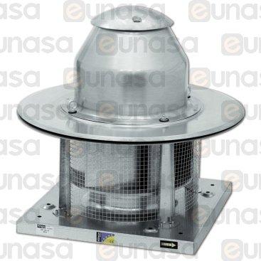 Ventilatore Centrifugo Tetto 400 ° C / 2h Est