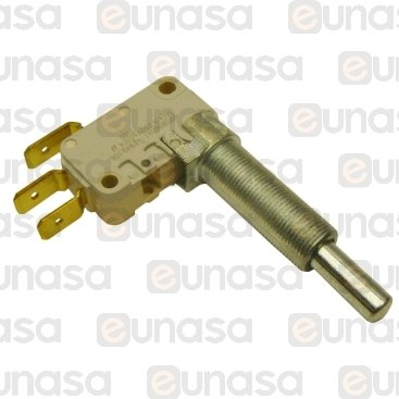 Microinterruptor 230V Ac 16A 1NO 150g