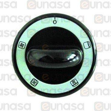 Mando Grifo Gas Horno  Ø6x4,6mm