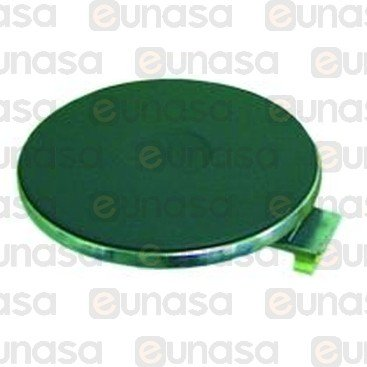 Placa Eléctrica Cocina 1500W 230V Ø145mm