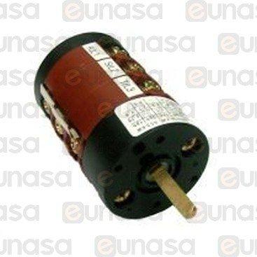 Interruptor 3 Posiciones 16A 400V