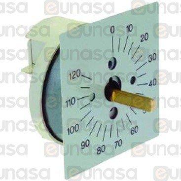 Temporizador Horno 120min 16A 250V BERTO'S