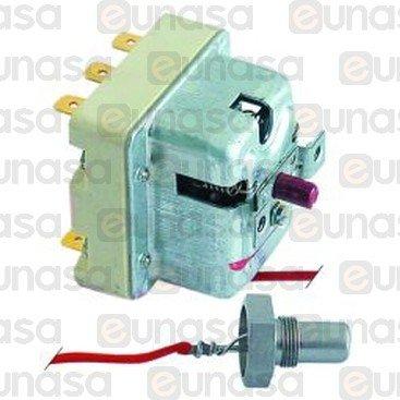 Termostato Seguridad Trifasico Marmita 135ºC
