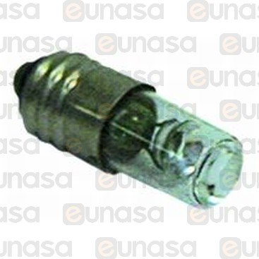 Lámpara Neón 230V 2W E10