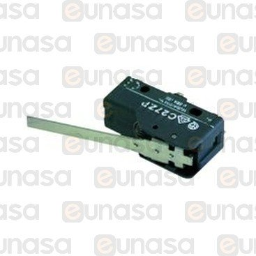 Microswitch 16A 250V 63.5mm