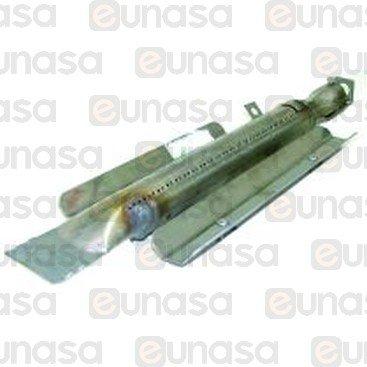 Quemador Barra 1 Fila Plancha PG-350