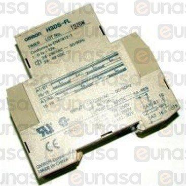 Temporizador Electronico Solido 0.1s - 12h