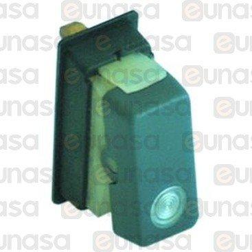 Interruptor Blanco 4.8mm 230V