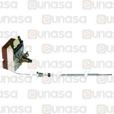 Termostato Seguridad 132ºC 230V A-B