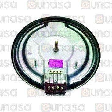 Placa Electrica Cocina 2000W 400V Ø220mm