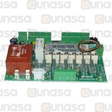 Dishwahser Electronic Card 230V