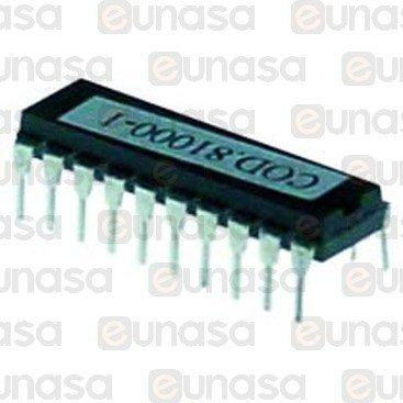 Microprocesador Placa Electronica Eprom 81000