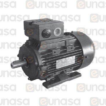 Motor Trifásico 1CV 1500rpm B3 220/380V