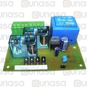 Oven Printed Circuit Board