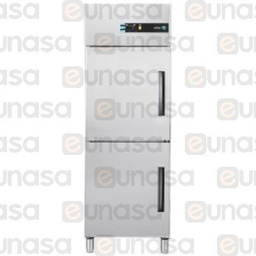 2-DOOR Refrigerated Cabinet Gn 693x846x2007mm