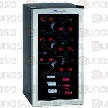 Armario Vino 28 Botellas Serie MENDOZA-88C