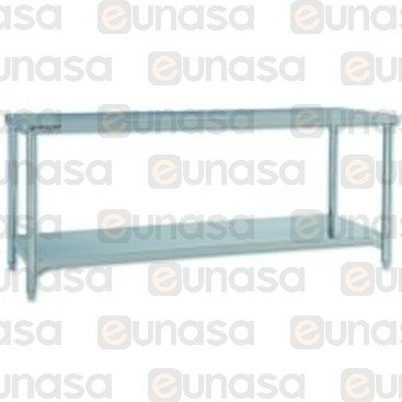 Central Worktable 1600X700X850mm