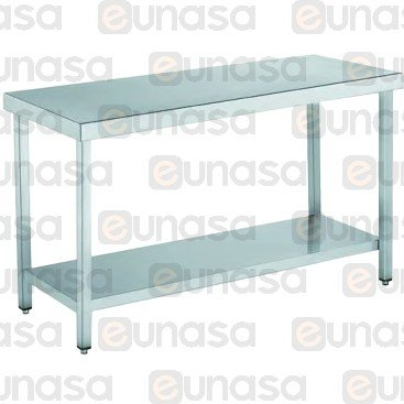 Low Worktable 800x600x600mm