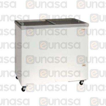 Arcón Congelador 119L 590x720x920mm