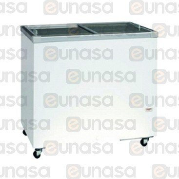 252L Chest Freezer 1000x630x920mm
