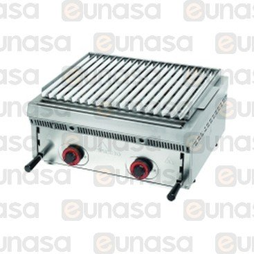 Tavolo Da Barbecue In Acciaio Inox A Gas PBI-