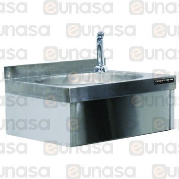 WALL-MOUNT 2 Water Wash Basin 400x400x173mm