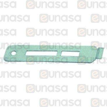 Guía Bisagra Horno 128x26x1mm