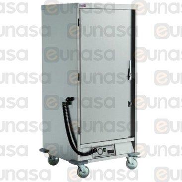 20 Level Hot Trolley 3000W 770x800x1720mm