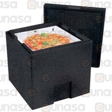 Contenitore Isotermico Pizza 8 (8 SCATOLE)