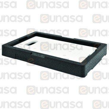 Placa Eutética Refrigerante 530x325x30mm