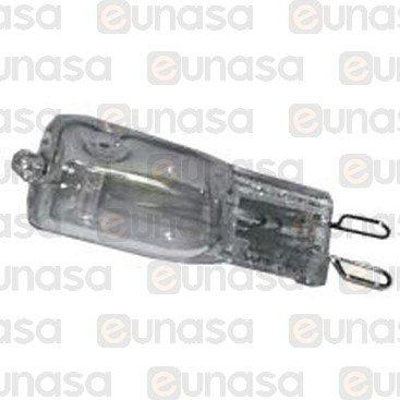 Lampara Halogena 40W 230V G9