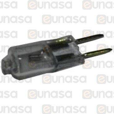 Lámpara Halógena 35W 12V G4 >200ºC MF10S