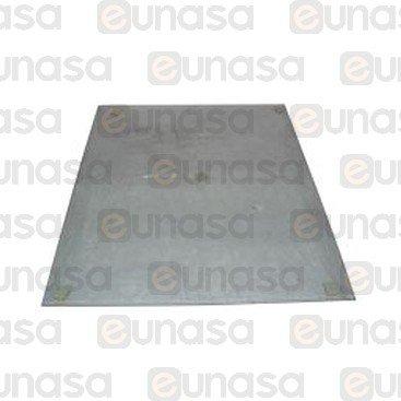 Cristal Puerta Horno 530x425mm HNG-2