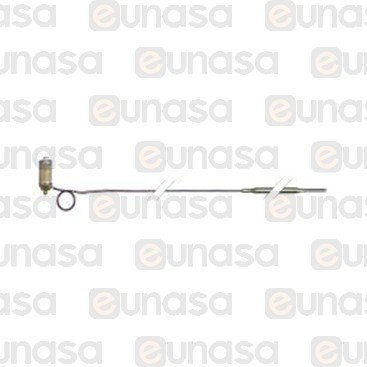 Bulbo Válvula Minisit 710 100/340ºC Horno