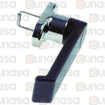 Mango Puerta Horno L=165mm Sujeción Interior