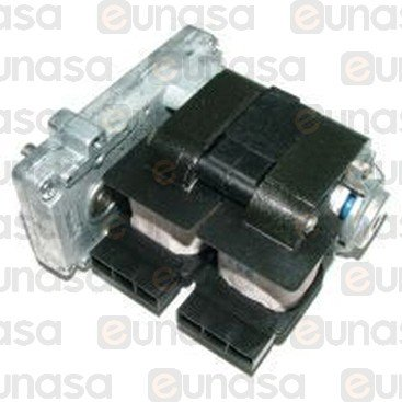 Motor Giro Cubeta Doble Bobina 230V