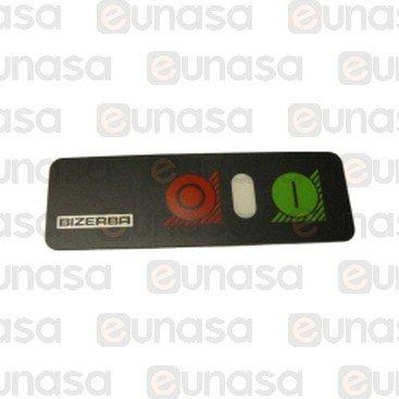 Botonera Cortadora A400