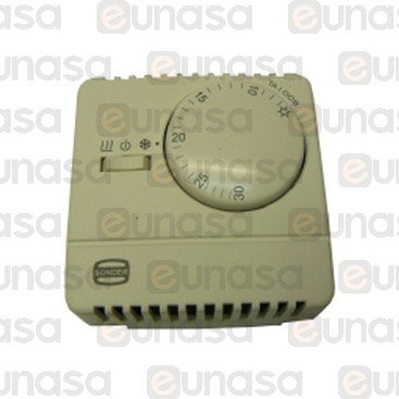 Air Coditioning Thermostat TA1008 +6/+30ºC
