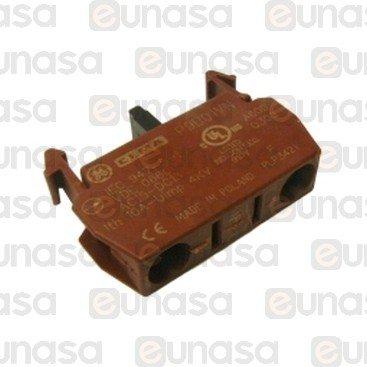 Contacto Auxiliar Para Contactor 1NO 10A 400V