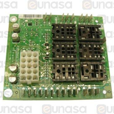 Platine Électronique 125x110mm H14