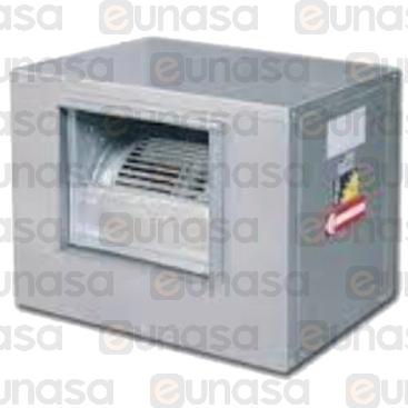 Caja Ventilación 9/9-6M 230V 50Hz 0.25kW