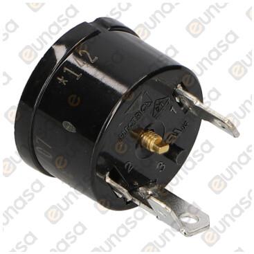 Relé Klixon Compresor T0225/26